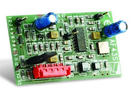 Радиоприемник 001 AF 43S